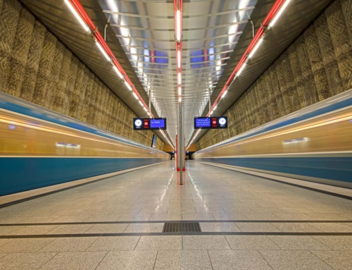 U-Bahnhöfe in München